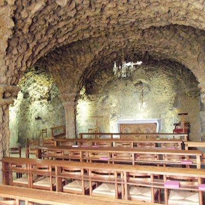 grotte chapelle