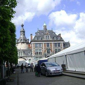 Palais des Congres, Namur, Bélgica.