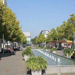 Prager Straße (Пражская улица)