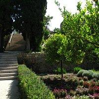 Jardín Nazarí de Velez de Venaudalla