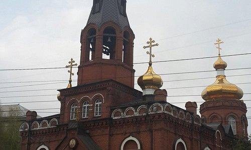 Свято- Никольская церковь