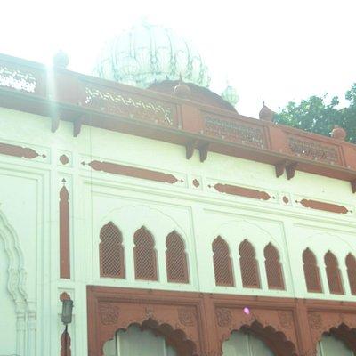 adjoining gurdwara