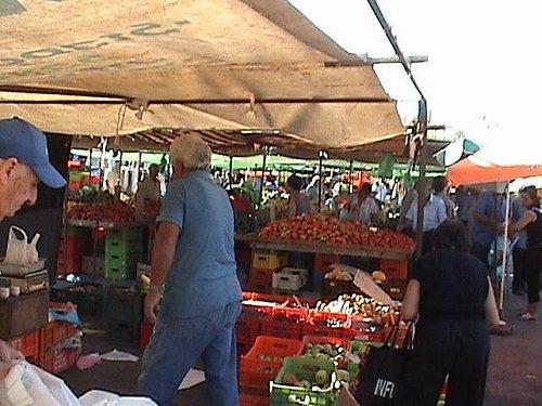 Open market (old nicosia)