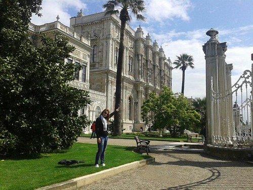 Photo of Dolmabahce Sanat Galerisi taken with TripAdvisor City Guides
