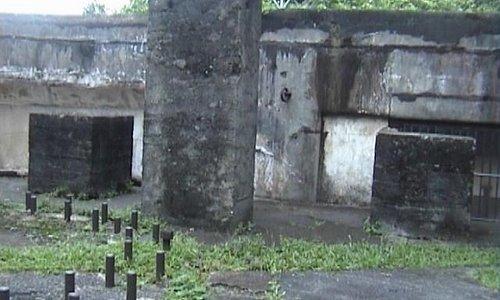 Fortress at Mt Imbiah