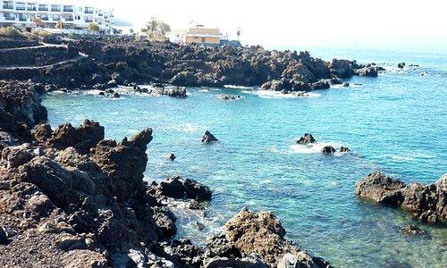 Playa de San Jaun Rocks