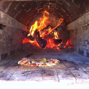 Pizza delight!
