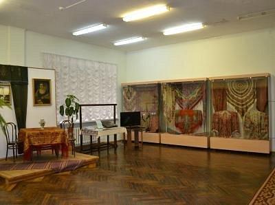 Коллекция платков 19 век