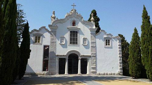 Convento Dos Capuchos, Costa da Caparica.