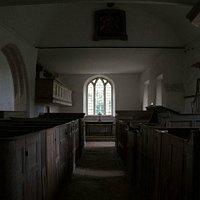 Interior of St. Mary's Church, Old Dilton
