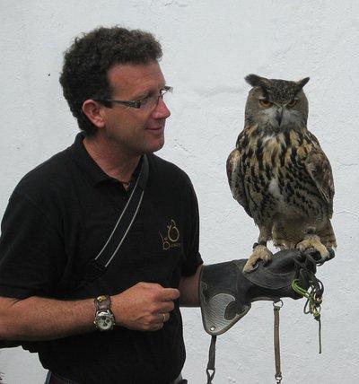Meeting the Birds of Prey