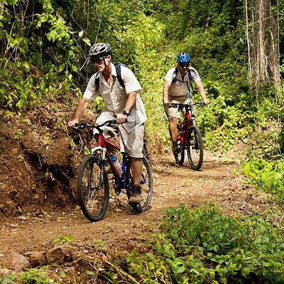 Lush trails!