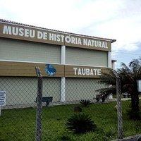 Museu de Historia Natural de Taubate - Edificio
