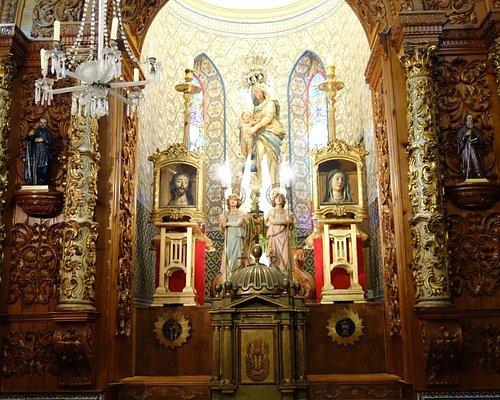 Altar at Las Ermitas