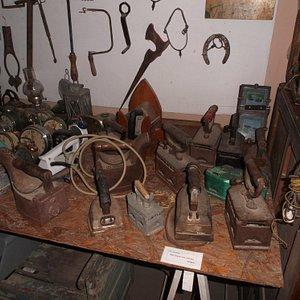 Museu anexo a Vinícola