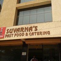 Suvarna fast food Mannagude