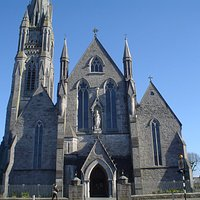 St John's Cathedral Limerick Front