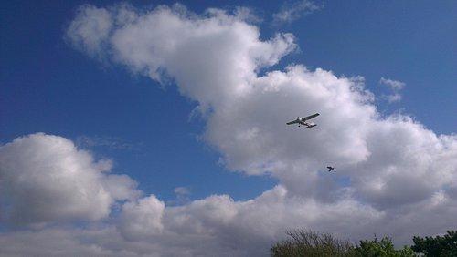het vliegtuigje