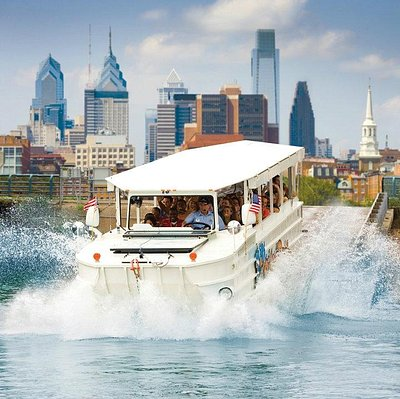 Philly's Only Land and Water Adventure