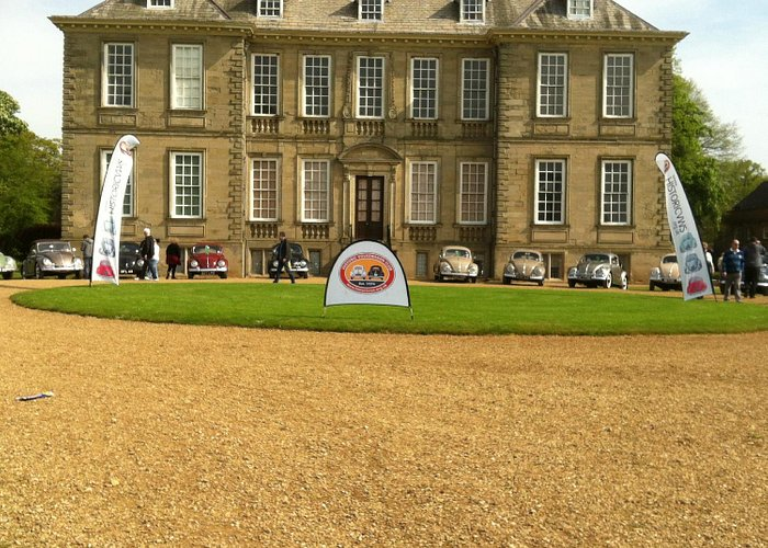 Stanford Hall VW show 2014