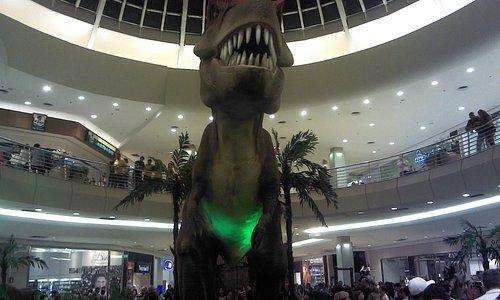 Expoosição Dinossauros