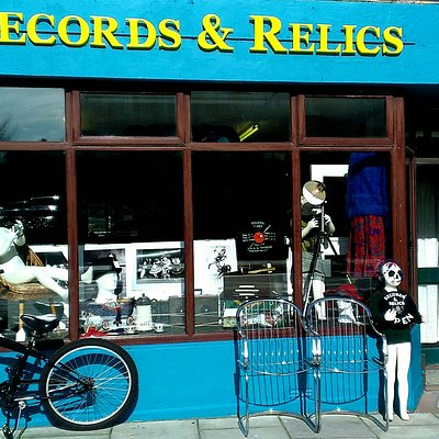 Records & Relics