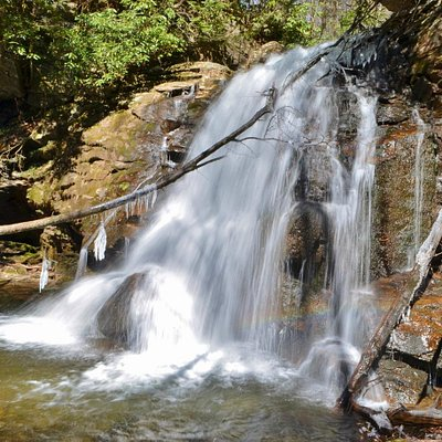 Third Waterfall on Dodd Creek