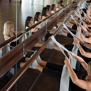 Abs at the Barre