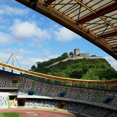 Estadio Dr Magalhaes Pessoa