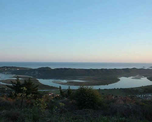Sedgefield from Cloud 9 Lookout point
