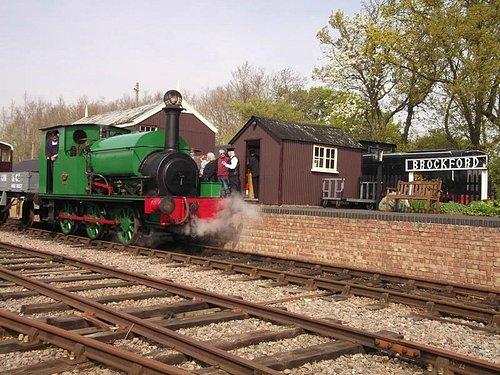 Brockford Station