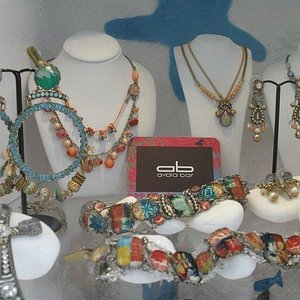 exquisite jewellety designed by Ayala Bar