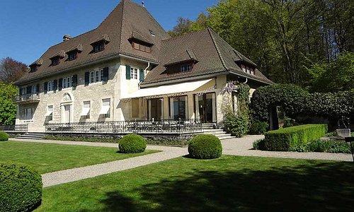 Oskar Reinhart Am Romerholz Villa