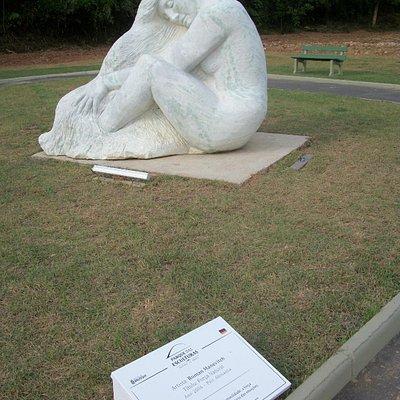 Parque das Esculturas - Brusque, Santa Catarina, Brasil