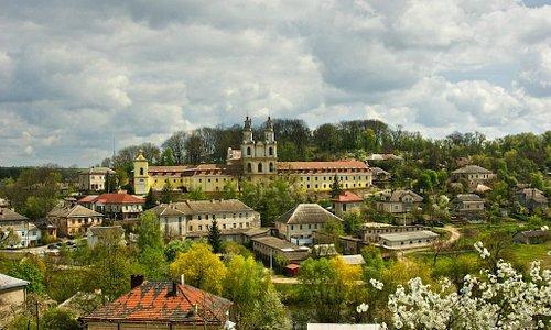Buchach: Basilian Monastery