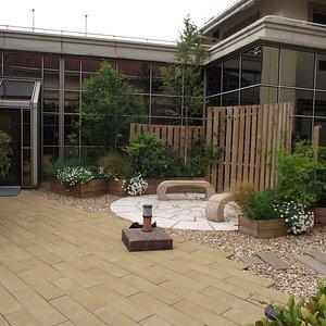 BBC Bristol roof top garden