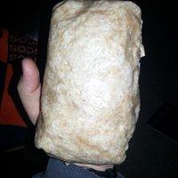 Enormous burrito!