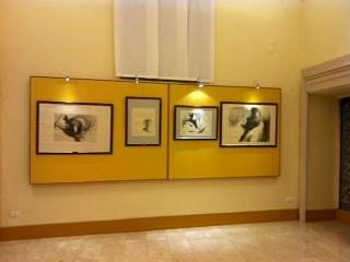 Museo Emilio Greco, una sala