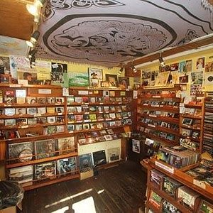 CDs & LPs include great selection of local musicians