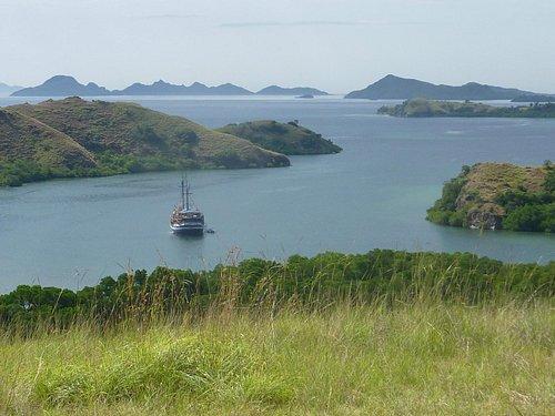 L'archipel de Komodo