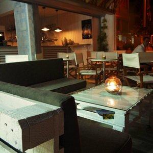 Early evening at Mini Bar Kalkan