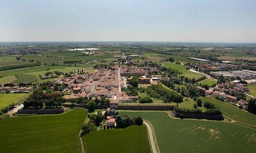 Sabbioneta .patrimonio UNESCO