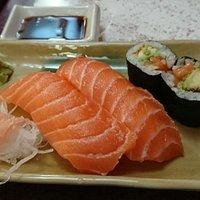 Sushi et maki California