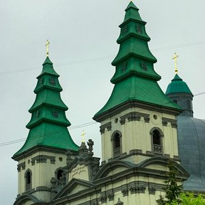 Ternopil: Church of the Blessed Virgin Mary's Immaculate Conception