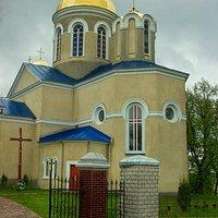 Skala-Podilska: St. Nicolas Church