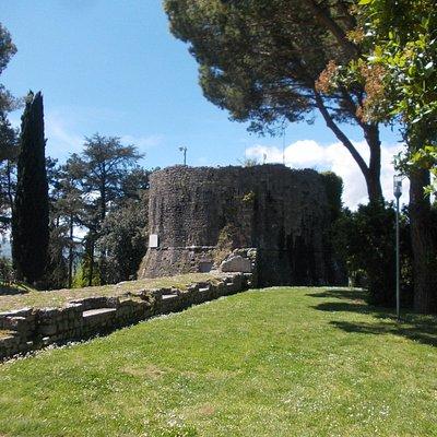 Il Mastio nel Parco della Rocca