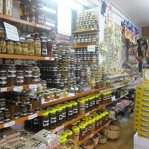 high quality honey... all from the house