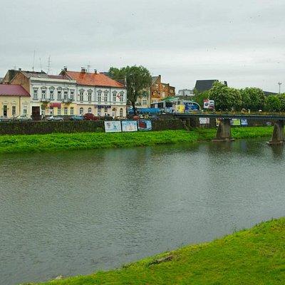 Uzhhorod: Uzh River