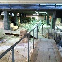 Gli scavi del Tempio Ionico