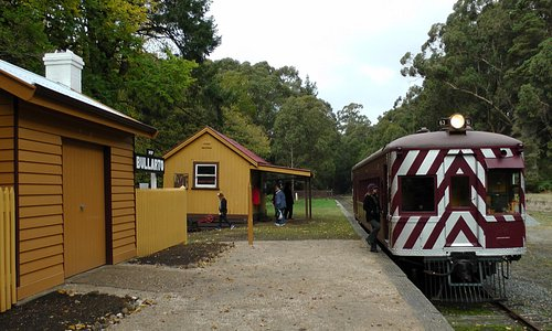 The Railcar at Bullarto